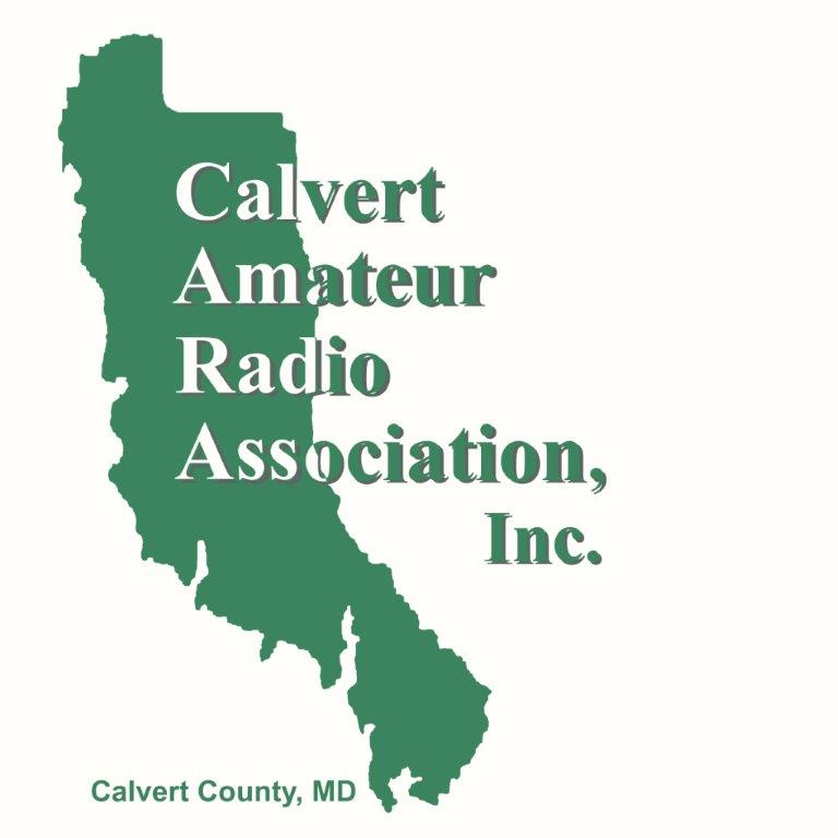 Calvert Amateur Radio Association logo